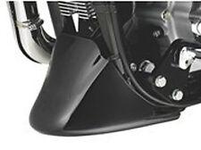 Matte Black Chin Fairing Front Spoiler For Harley Davidson XL Sportster 883 1200