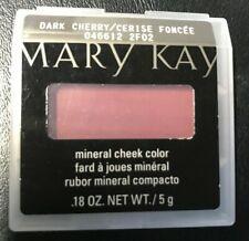 NEW!! Mary Kay Dark Cherry Mineral Cheek Color Blush