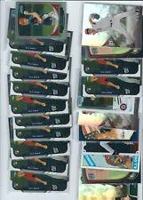 LOT OF 22  A.J. COLE ROOKIE CARDS WASHINGTON NATIONALS BOWMAN  CHROME
