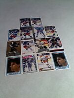 Ed Olczyk:  Lot of 175+ cards.....48 DIFFERENT / Hockey