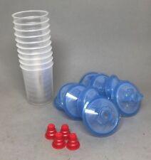 3M PPS Paint Prep System Mini 125 micron Lids & Liners #16114 10  Pack