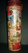 Christmas Wine Caddy Decorative Multi-Purpose Storage Gift Box Punch Studio Nice