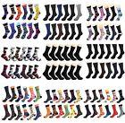 Gelante Men's Dress Socks Funky Fashion Casual Cotton 12 Pairs size 10-13