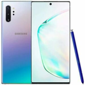 New Samsung Galaxy Note10+ 5G Glow 256GB Android 6.8 NFC Unlocked Smartphone UK