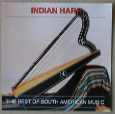 Indian Harp - The Best of South American Music - CD