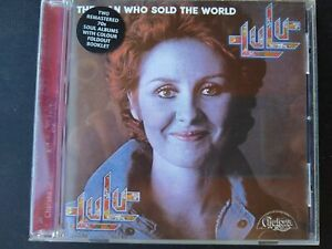 The Man Who Sold The World -Lulu (CD 1999 Sequel)21 Tracks David Bowie Rare