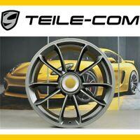 -40% NEU+ORIG. Porsche 911 991.1 GT3RS Felge/Wheel rim 9,5J 20 ET50 Platinum