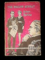 The Hollow Sunday by Robert Harling (Companion Book Club, 1967) Vintage Hardback