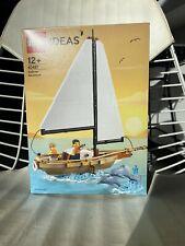 LEGO IDEAS Sailboat Adventure #40487