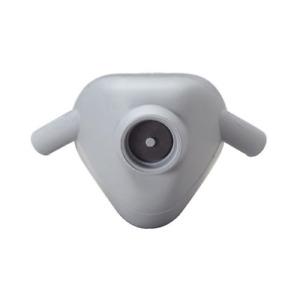 Accutron 33018 Multi-Use Autoclavable Nasal Hood Mask Large 1/Pk