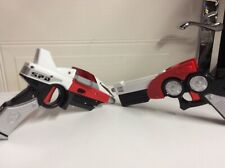 Power Rangers Spd Delta Max Blasters Double Blaster Cosplay Lights Sounds Bandai
