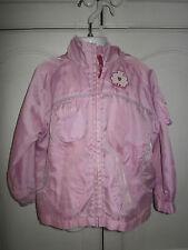 Girls light pink jacket age 3-4 years Ladybird