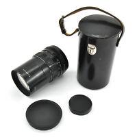 Pentacon Auto 135mm F2.8 Telephoto Lens For M42 Screwmount! Read!