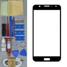 Samsung Galaxy J3 2016 Front Glass Screen Replacement Repair Kit BLACK