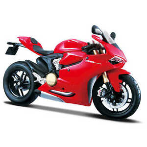 Ducati Panigale 1199 Build Assembly Line Kit 1:12 Model Birthday Gift Present