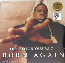 Sealed The Notorious BIG Born Again Lp RSD 2017 Bad Boy Records 2xLP