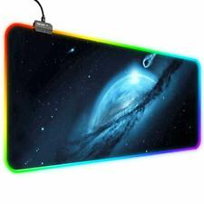 New listing Rgb Mouse Pad, Led Mouse Pad, Gaming Mouse Pad, Large Gaming Mouse Pad, Blue