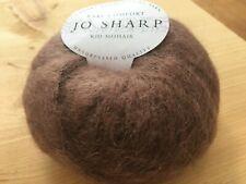 Jo Sharp Rare Comfort mohair yarn #601 Clove 1 skein New