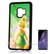 ( For Samsung S9 Plus / S9+ ) Case Cover P11146 TinkerBell