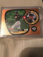 "1998 UD3 TE35 CAL RIPKEN JR. ""THE ESTABLISHMENT"" - BALTIMORE ORIOLES"