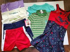 8 Pieces New Girl Size 10-12 Mix Lot