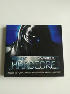 Project Hardcore.NL 2011 -  Mixed by Tha Playah/Amnesys/The Outside Agency