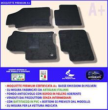 Tappetini Lancia Y Ypsilon dal 2011 in poi Moquette A+ set kit tappeti tessuto