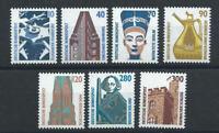 Allemagne RFA N°1206/07 + 1211/13 et 1179/80** (MNH) 1988 - Curiosités