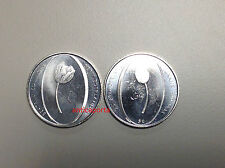 5 euro 2012 Relazioni Olanda Turchia 925  TULIPANO Moneta Sciolta