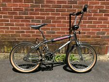 1986 Mongoose Californian Pro Class BMX Bike Vintage Old School Original