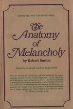 The anatomy of melancholy. Robert Burton. Tudor. 1927. C40