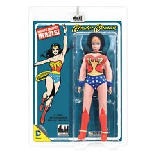 Wonder Woman Mego Style Action Figures Series 1: Wonder Woman (Full Body Card)