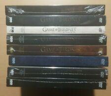 Game of thrones saison intégrale (1,2,3,4,5,6,7 et 8) / DVD / Neuf sous blister
