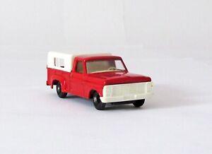 Vintage Lesney Matchbox #6 Ford Pick-Up Truck Regular Wheels XLNT 1968