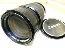 Objectifs manuelles Canon pour appareil photo et caméscope