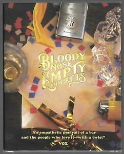 VINEGAR SYNDROME : Bloody nose, empty pockets (Lim. Slip Cover) OOP (codefree)