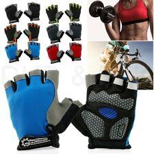 Велосипедные мужские женские горный велосипед цикл наполовину палец гелевая подушка противоскользящие перчатки