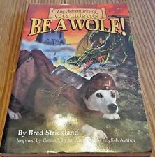 The Adventures of Wishbone Be A Wolf! by Brad Strickland  #1 Kids Paperback