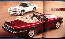 Prestige Prospekt brochure 1994 Jaguar (USA)