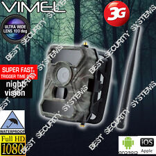 Hunting Camera 3G Security Trail Home GSM Remote Monitoring Scout Night Vision