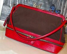 PRADA Handbag Canapa Cerniera Frame bag  -100% Authentic