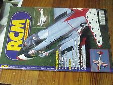 6µ?§ Revue RCM n°170 Plan encarté Sunday / E1 Star 60 Junkers 52 Super Chipmunk