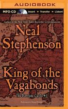 Baroque Cycle: King of the Vagabonds 2 by Neal Stephenson (2015, MP3 CD,...