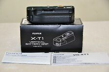 Genuine Fujifilm VG-XT1 Vertical Battery Grip for Fujifilm X-T1 Camera w/ Box