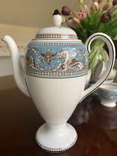 Wedgwood Florentine Tuurquoise Coffeepot