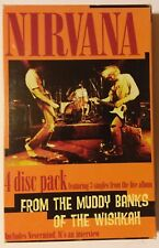NIRVANA - From The Muddy Banks Of The Wishkah, 4-CD/ Discs, PROMO BOX. *RARE*