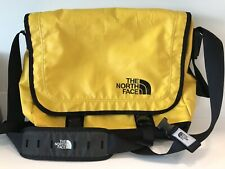 The North Face Waterproof Messenger Computer Bag 18x13 Yellow TNF Bicycle