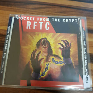 ROCKET FROM THE CRYPT : RFTC  > EX (CD)