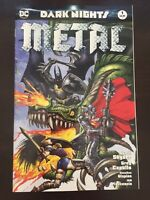 Dark Nights Metal #1 2017 DC) Midtown Exclusive Simon Bisley variant cover NM