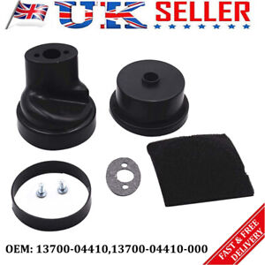 Air Filter Box For Suzuki LT50 ALT50 Quad Airbox Assembly with Foam Element NEW